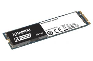 Kingston predstavio A1000 NVMe PCIe SSD