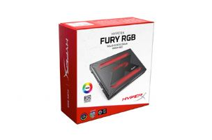 Kingston najavio HyperX Fury RGB SSD