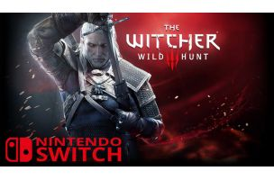The Witcher 3 dolazi na Nintendo Switch