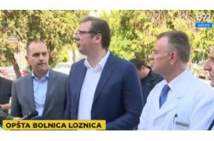 """Od Beograda do Loznice za sat i pet minuta"""
